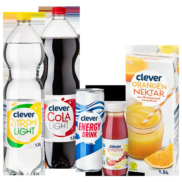Getränke | clever