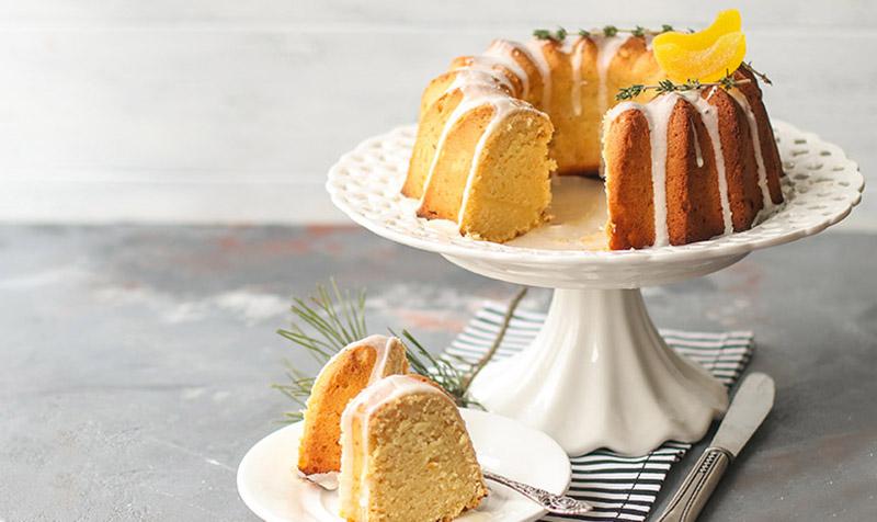 Karotten-Zitronen-Schnitten