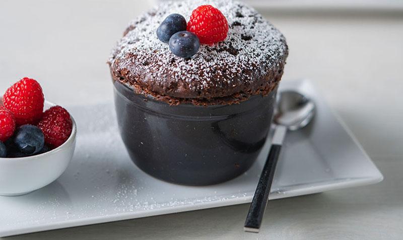 Schoko-Mikrowellen-Kuchen