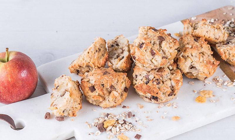 Müsli Muffins