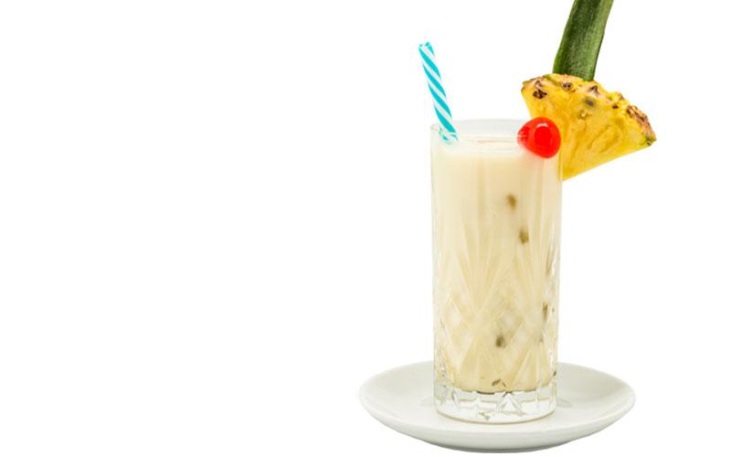 Pina-Colada alkoholfrei