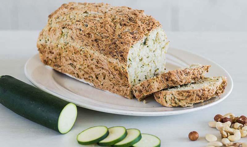 Zucchini-Brot