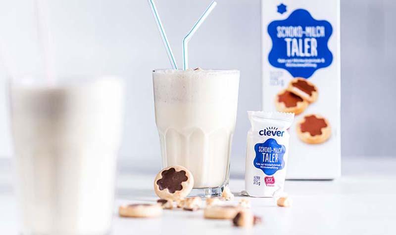 Schoko-Milch Shake