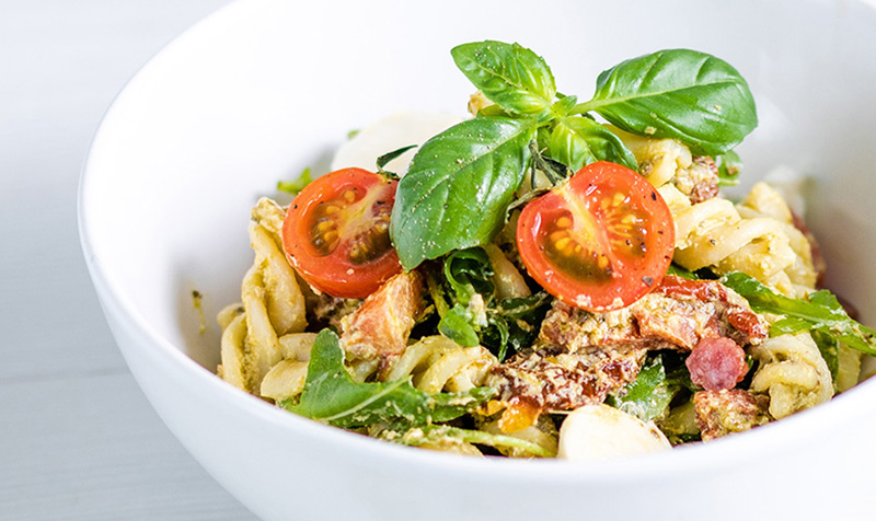 Pesto Salat