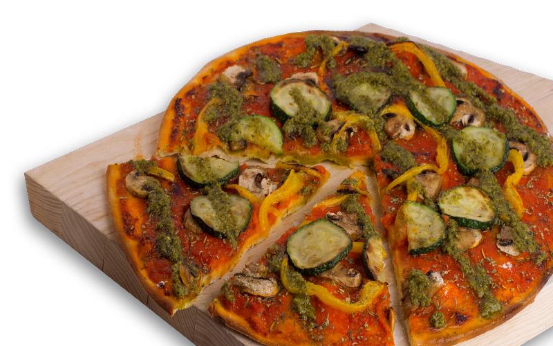 Pizza Antipasti